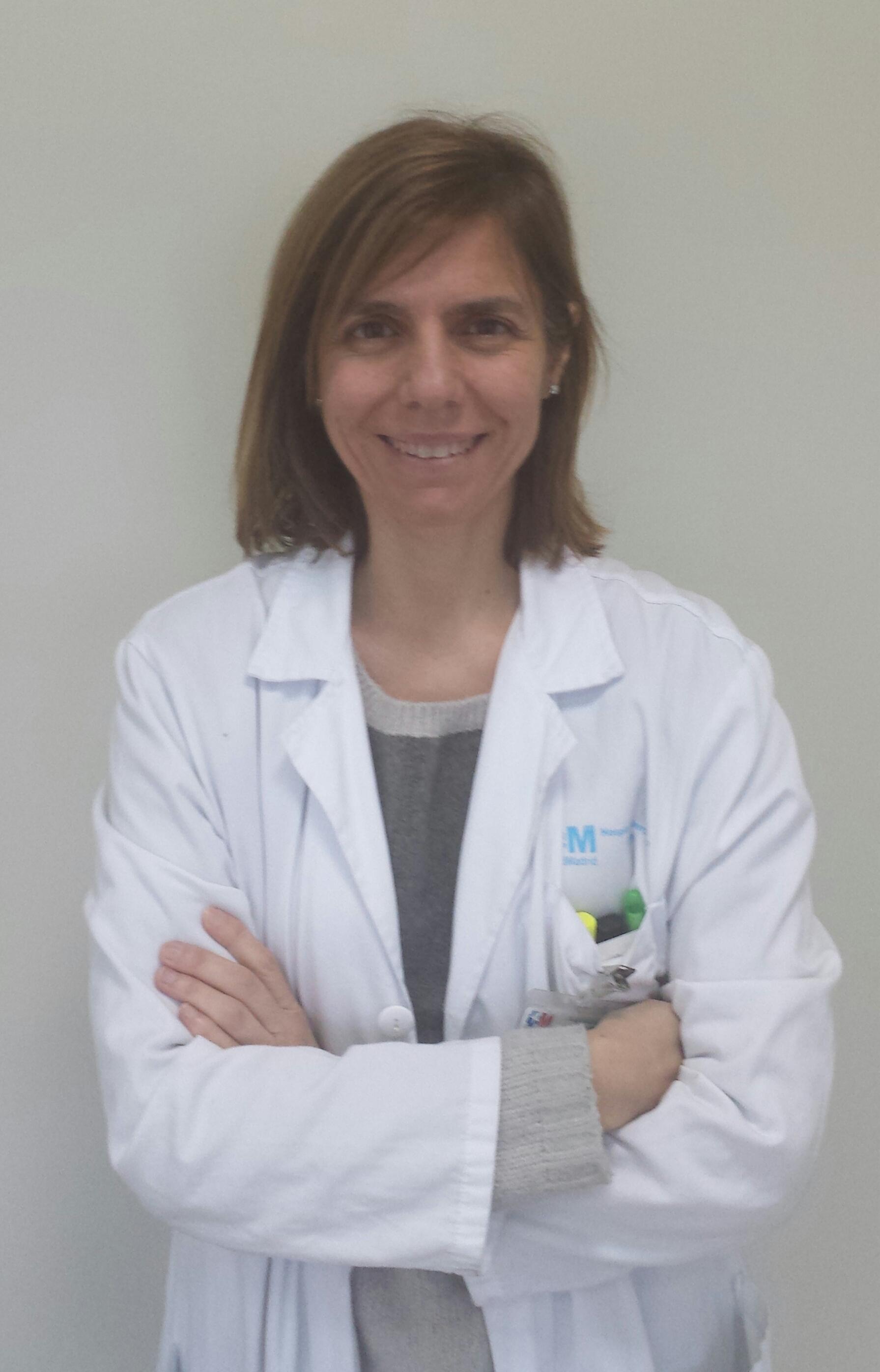 Maria Teresa Alvarez Romàn, MD, PhD